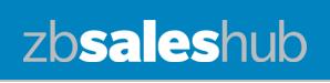 ZBSalesHub Logo